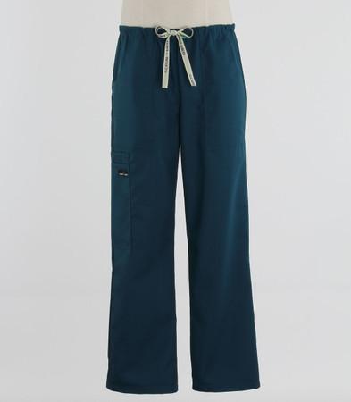 Scrub Med mens  drawstring spruce scrub pants on sale