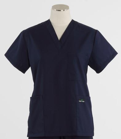 Scrub Med womens v-poc scrub top twilight (scrublite)