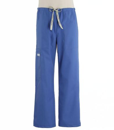Scrub Med mens drawstring scrub pants on sale bimini blue