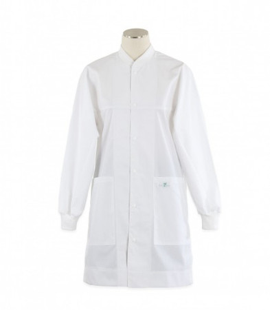 Scrub Med ROM lab coat white