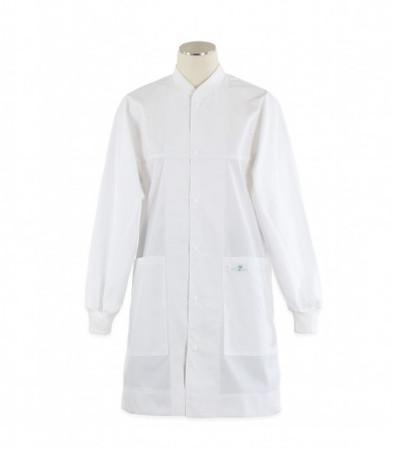 Scrub Med ROM lab coat white