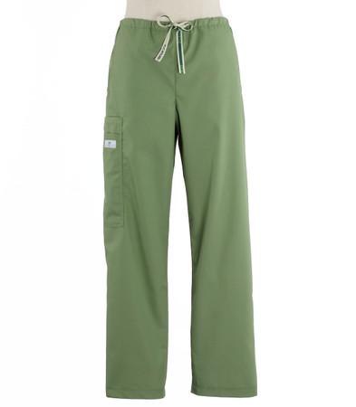 Scrub Med womens drawstring scrub pants bayleaf
