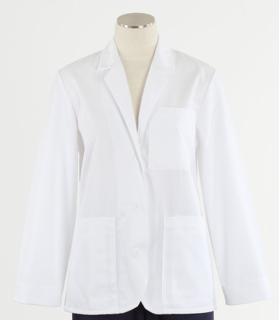 Meta Labwear Womens White Consultation Jacket