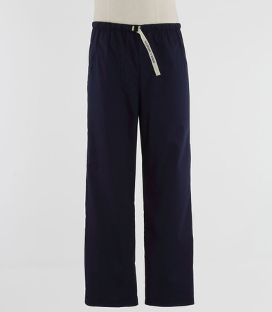 Scrub Med Mens Belted twilight scrub pants