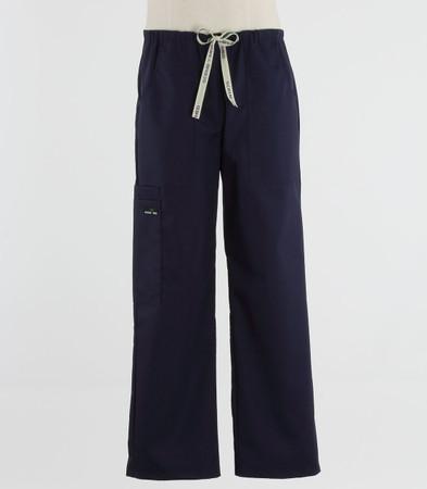 Scrub Med mens drawstring navy scrub pants
