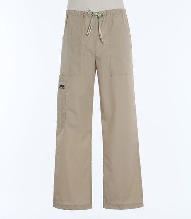 Scrub Med mens drawstring putty scrub pants