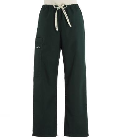 Scrub Med discount womens drawstring scrub pants forest green