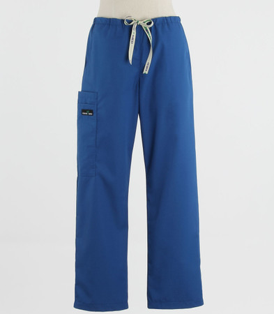 Scrub Med discount womens drawstring scrub pants skipper blue