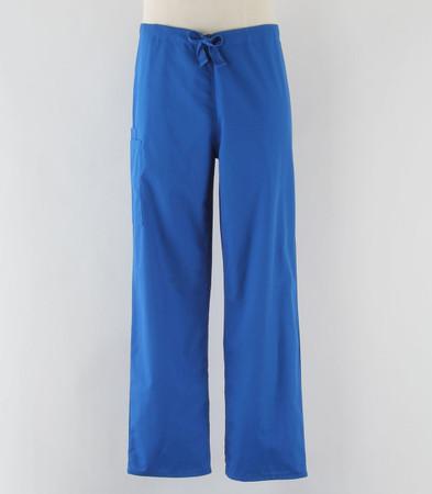 Cherokee Workwear Originals Unisex Cargo Scrub Pants Royal