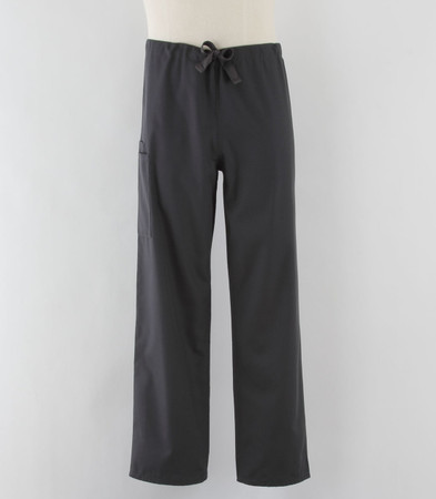 Cherokee WorkWear Originals Unisex Cargo Scrub Pants Pewter - Short