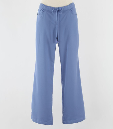 Greys Anatomy Womens Petite Scrub Pants Ciel