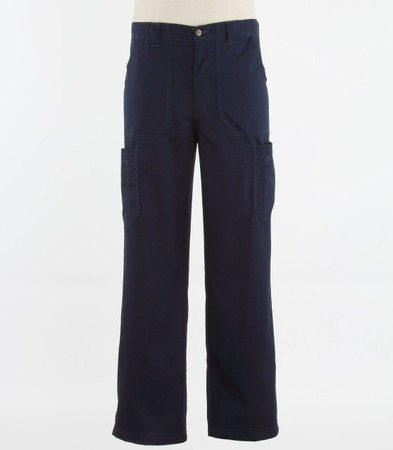 Carhartt Mens Tall Scrub Pants with Multi Cargo Pockets Navy