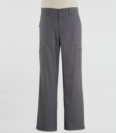 Carhartt Mens Tall Scrub Pants with Multi Cargo Pockets Pewter