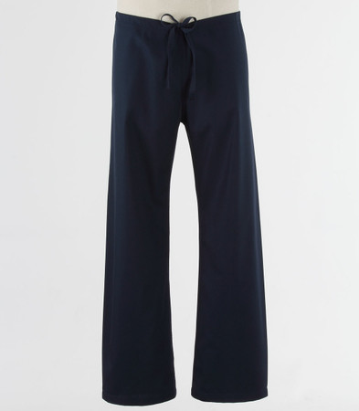 Maevn Tall Unisex Seamless Drawstring Scrub Pants Navy