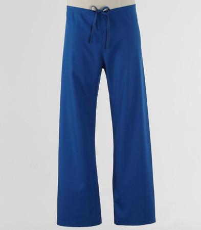 Maevn Tall Unisex Seamless Drawstring Scrub Pants Royal