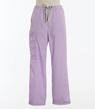 Scrub Med womens cheap drawstring scrub pants lilac (scrublite)