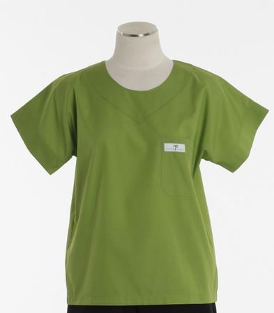 Scrub Med womens cheap scrub top lime (scrublite)