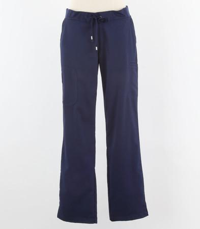 Greys Anatomy style 4277P Womens petite Scrub Pants Indigo