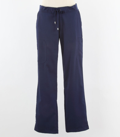 Greys Anatomy style 4277T Womens tall Scrub Pants Indigo