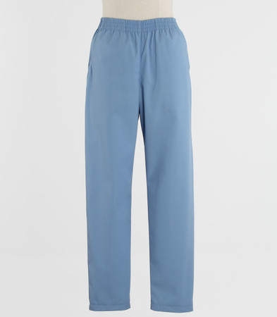 Scrub Med cheap womens elastic scrub pants celestial blue