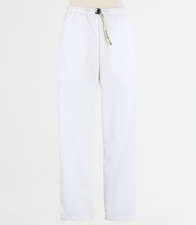 scrub med cheap womens scrub pants white