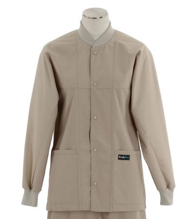scrub med rom scrub jacket on sale khaki