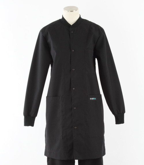401f3cafb9cb4a Lab Coat black