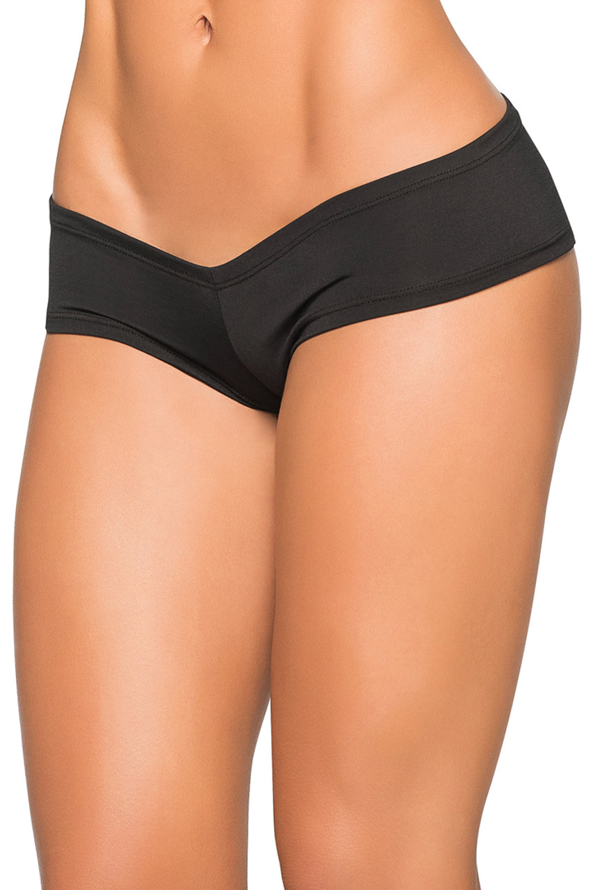 Shop this black sexy booty shorts