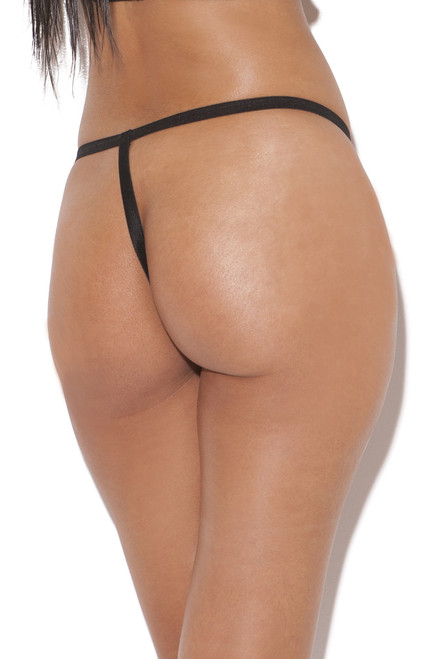 Shop this women's sexy leather panty featuring lingerie leather