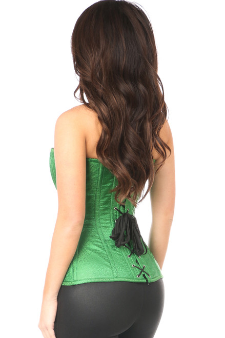 shop this green corset made by daisy corsets