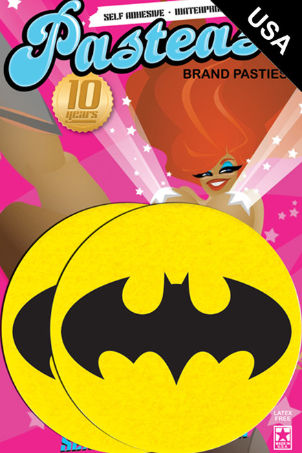 Shop Batman Pastease nipple cover pasties