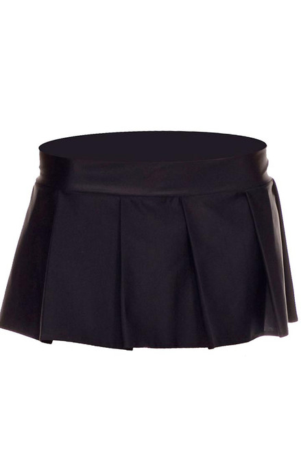 Shop this black mini skirt for your sexy adult school girl outfit