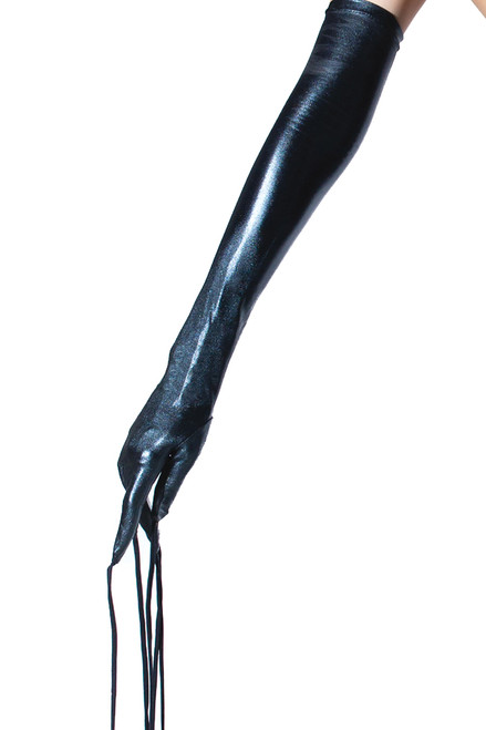 faux leather BDSM gloves, BDSM Gloves