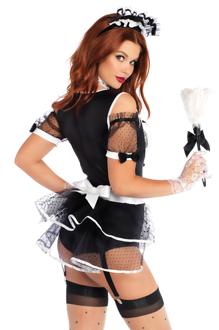 Shop this women's flirty 2018 french maid costume