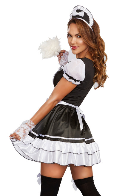 Cleaning Cutie French Maid Costume