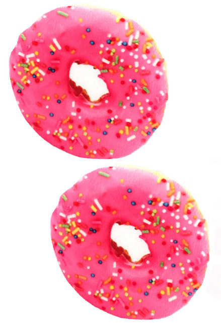 Pink icing Nipple Pasties that feature donut nipple covers by Neva Nude