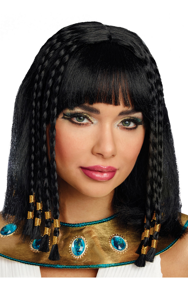 Egyptian Queen Cleopatra Wig