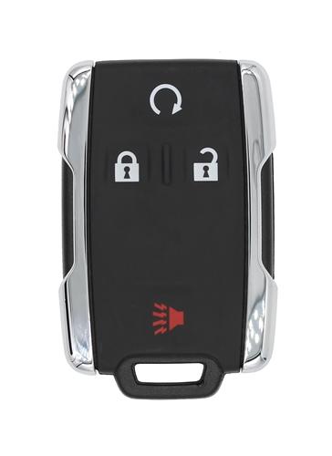 Chevrolet Silverado OEM 4 Button Key Fob