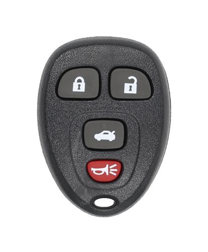Pontiac Grand Prix OEM 4 Button Key Fob