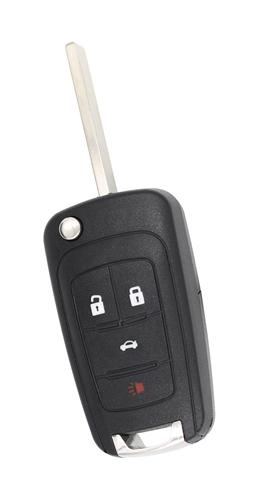Chevrolet Camaro OEM 4 Button Key Fob KR55WK50073