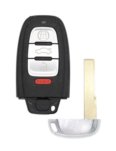 Audi Q5 OEM 4 Button Key Fob w/ Comfort Access
