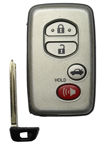 Toyota Corolla OEM 4 Button Key Fob