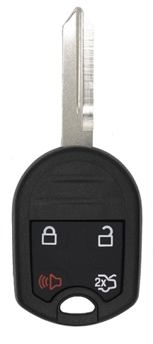 Ford Mustang OEM 4 Button Key Fob