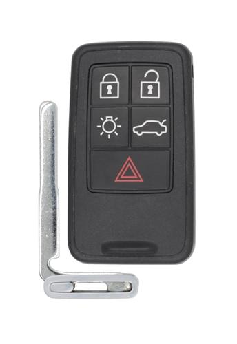 Volvo XC60 OEM 5 Button Key Fob