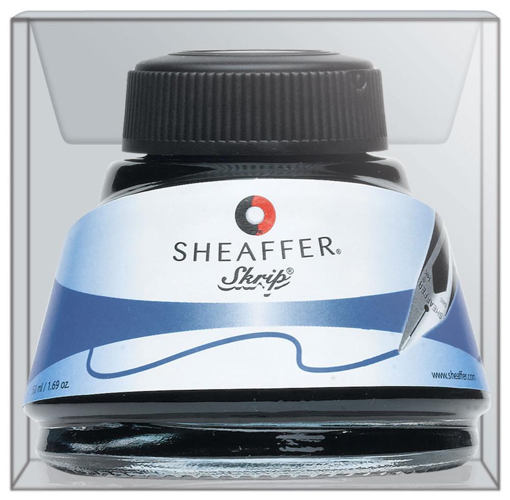 Sheaffer Skrip Bottled Ink - Blue-Black