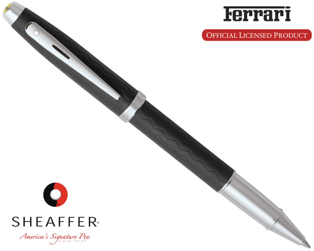 Sheaffer Ferrari 100 Tire Tread Rollerball Pen
