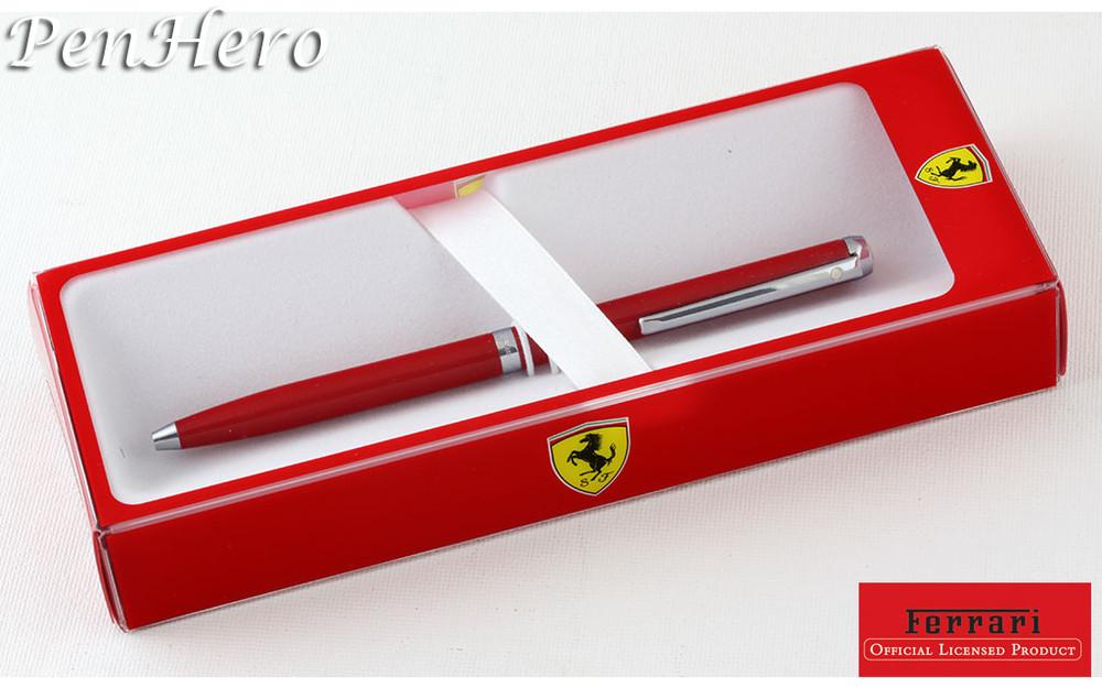 Sheaffer Ferrari 200 Rosso Corsa Ballpoint Pen