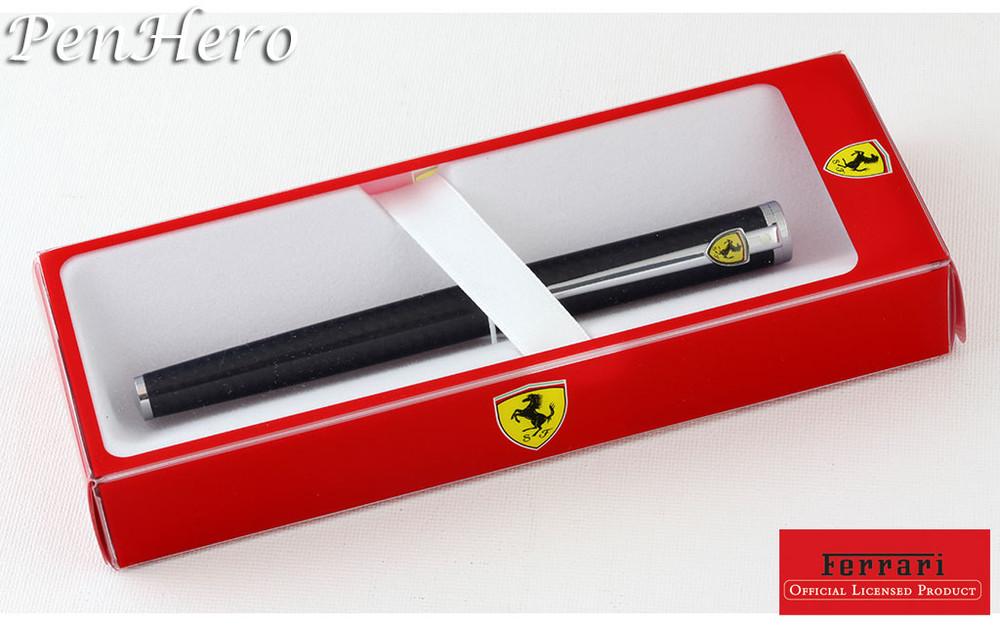 Sheaffer Ferrari Intensity Carbon Fiber Rollerball Pen
