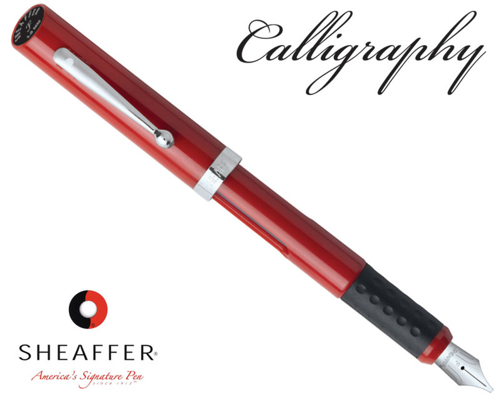 Sheaffer Viewpoint Calligraphy Fountain Pen Fine