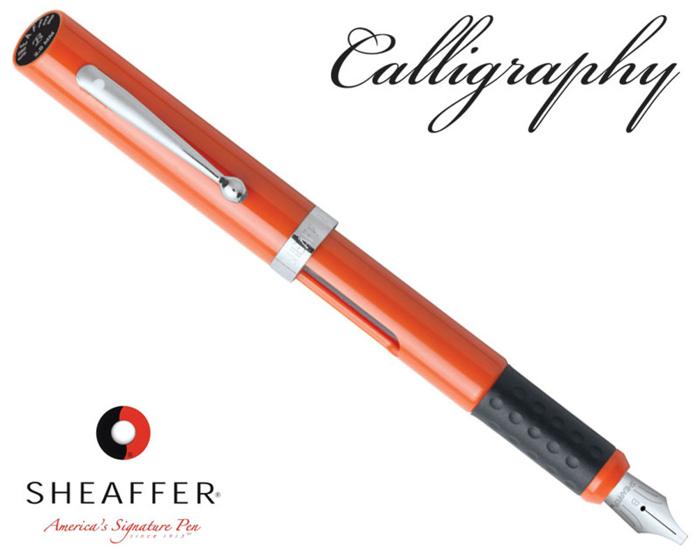 Sheaffer Viewpoint Calligraphy Fountain Pen Broad